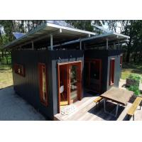 Best High Standard Modular Container House , Luxury Design Prefab Shipping Container House wholesale