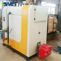 Buy cheap Energy Saving Industrial 400kg/h Natural Gas Steam Boiler For Factory , 93% from wholesalers
