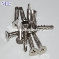 Best Stainless Steel 316 DIN7504p Csk Self Drilling Screw wholesale