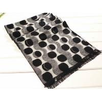 Best 2013 fashion Mens winter black and white long Silk Scarf 100% pashmina/wool/cashmere scarves Shawl wholesale