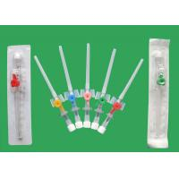 China IV Catheter/IV Cannula CE&ISO Approved on sale