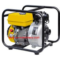 China 3inch CE Agricultural Gasoline Water Pump with Honda/Robin Engine on sale