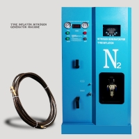 Best 0.7Mpa Automatic Nitrogen Tire Inflator 2m3 / Hour  N2 Inflation wholesale