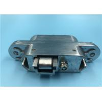 Satin Chrome Mortise Mount Invisible Hinge For Residential Metal Door