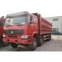 Best HOWO 33Tons Dump Truck / dumper truck with parts for Sand stone Transport wholesale