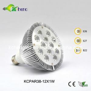 Best 12W E26/E27/B22 LED High Power PAR38 (KCPAR38-12X1W) wholesale