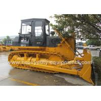 Best Shantui bulldozer SD13S equipped with single control lever and the hexahedron cabin wholesale