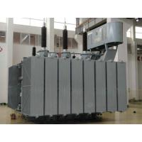 High Voltage Oil Immersed Power Transformer