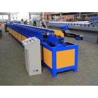 China Automated Rolling Shutter Door T Profile Roll Forming Machine CE / ISO Certificate on sale