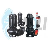 Best Compact Structure Industrial Submersible Sewage Pump Single Stage Large Flow wholesale