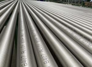Best ASTM B407 UNS N08810 Incoloy 800H Seamless Alloy Steel Pipe wholesale