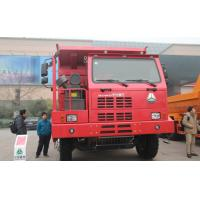 Cheap 70 tons 6X4 Mine Dump Truck brand Sinotruk HOWO with HYVA Hdraulic lifting system for sale