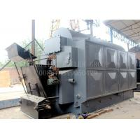 Best Assembled Coal Fired Residential Boiler Eco - Friendly Marine Water Tube Boiler wholesale