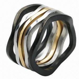 Best Stainless Steel Rings, OEM and ODM Orders Welcomed wholesale