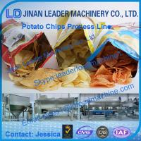 Best Potato chips sticks food processing machinery with high quality wholesale