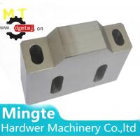 Best OEM top quality custom stainless steel door lock cylinder parts with CNC milling wholesale