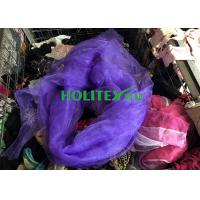 Best Colorful Used Silk Scarves / American Style Second Hand Silk Scarves wholesale
