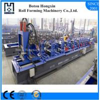 Best Steel CZ Purlin Roll Forming Machine For Roofing Sheet ISO Approval wholesale