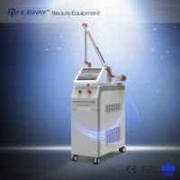 China New Design CE approved 532nm 1064nm tattoo removal q-switched nd:yag laser for salon spa use on sale