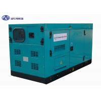 China Continuous Output 60kVA Silent Diesel Generator with Nissan Diesel Engine on sale