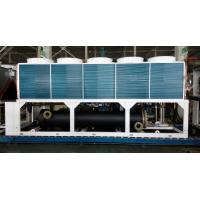 Best 900kW/260TR Air cooled Screw Chiller R22 gas Two compressors wholesale