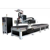 China Durable 3d Cnc Router Engraving Machines 1300x2500x200mm Without Any Deformation on sale