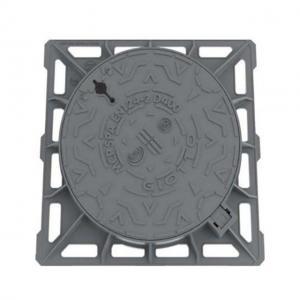Best ODM Metal Manhole Cover EN124 D400 Ductile Iron GJS-500-7 - EN 1563 Municipal Construction wholesale