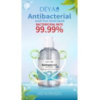 Best Easy Using Antibacterial Hand Sanitizer Double Sterilization Formula For Household wholesale