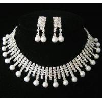 Best New Design Pearl Jewelry Set wholesale