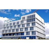 Best Multi Storey Light Steel Structure Building Easy To Assembled And Disassembled wholesale