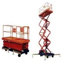 Best explosion-proof Mobile scissor lift / hydraulic aerial lift / electric elevated platform Lifting height 4 - 20m wholesale