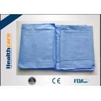 Buy cheap No Fluid Pass Fabric Spinal Drape CE Approved Single - Use Eco Friendly from wholesalers