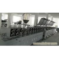 China Flux cored welding wire straight line drawing machines on sale