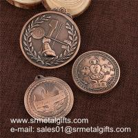 Best Antique bronze engrved metal coins, custom metal token wholesale for cheap, wholesale