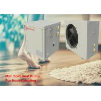China High COP 380v 12kw Mini Split System Heat Pump Air To Water For Floor Heating on sale