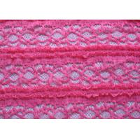 Best Crocheted Stretch Lace Fabric wholesale