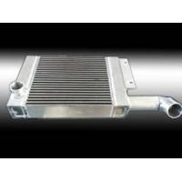 Best Aluminum Brazed Plate Flat Fin Tube Air To Oil Cooled Heat Exchanger wholesale