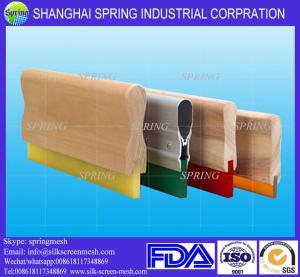 Best Wooden&Aluminum handle for screen printing/screen printing squeegee aluminum handle wholesale