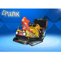 China Leader Game 3d racing simulator rocking seat full motion driving car machine on sale