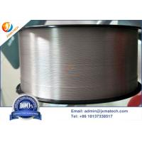 China Capacitor Grade Tantalum Filament , Tantalum Alloy Wire With High Corrosion Resistance on sale