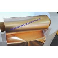 China High precision 9um-90um Thickness RA copper foil for electrical industry on sale