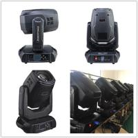 Best High Brightness Moving Head Stage Light / Moving LED Stage Lights For Large Concert wholesale