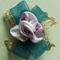 Best Light Blue Sheer Toddler Girl Hair Clips Cute Hair Clips For Toddlers wholesale