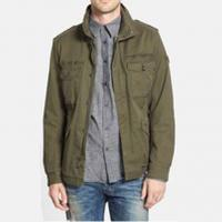 China High quality hot sale outdoor utility cotton canvas military jackets fashion men on sale