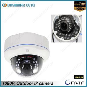 Best DWDR 1080P Megapixel Network Camera Cloud Storage wholesale