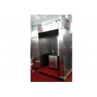 Best High Cleanliness Vertical Air Flow Cosmetic Industry SUS 304 Dispensing Booth wholesale