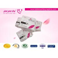 Buy cheap 100 Cotton Organic Panty Liners Ultra Thin Designed With Bamboo Charcoal Chips from wholesalers