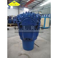 Steel Tooth Tricone Roller Bit / Rock Carbide Drill Bits For Hard Formation