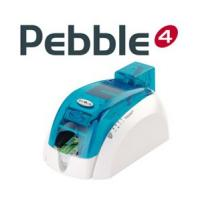 Best Evolis Pebble 4 Card Printer with USB and Ethernet Port  wholesale