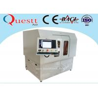 Best Raycus 20W Fiber Laser Marking Machine With 3 Axis Automatic System Big Work Area 1.2M wholesale